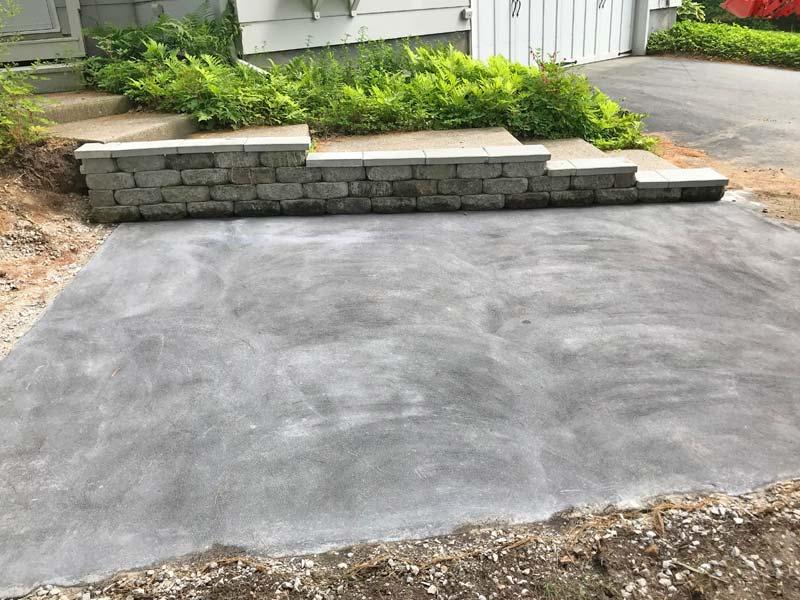 Alternative Paving - Concrete Resurfacing