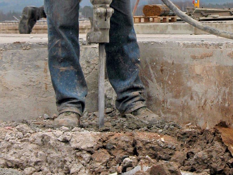 Alternative Paving - Concrete Removal
